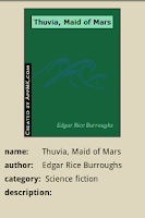 Screenshot of Thuvia, Maid of Mars