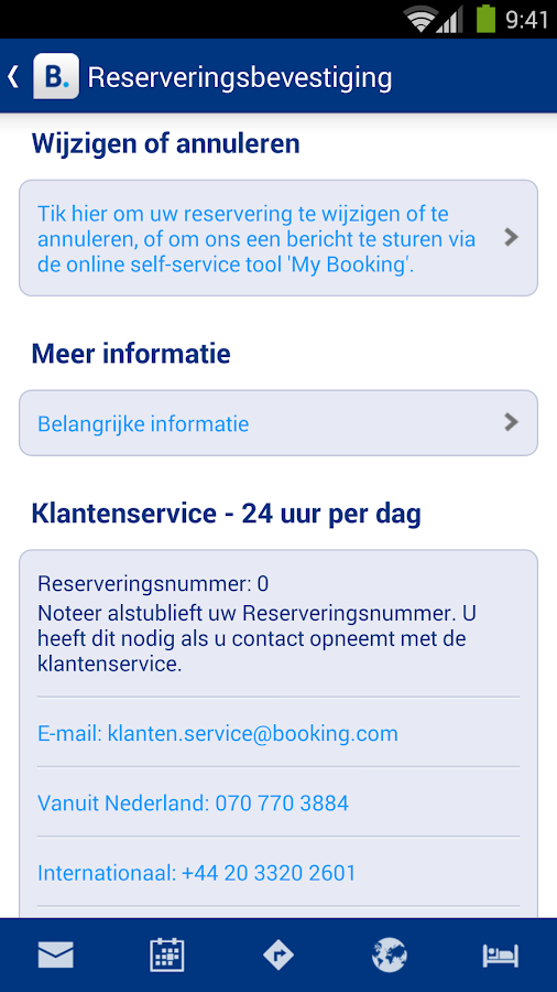 Booking.com - 700.000+ hotels- screenshot