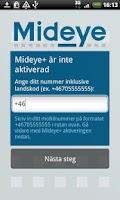 Screenshot of Mideye+
