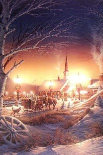 Oldfashioned Winter Scenes - screenshot thumbnail