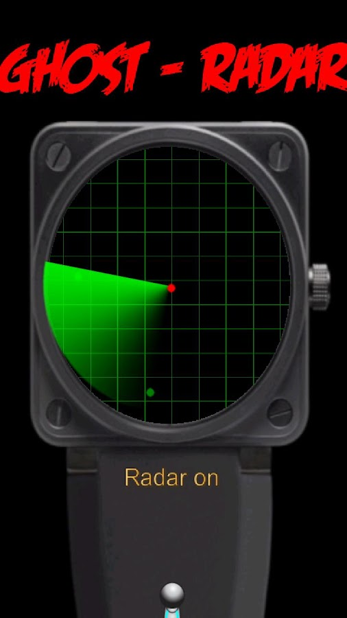 Ghost radar HD free - screenshot