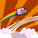 Whack a Nyan Cat logo