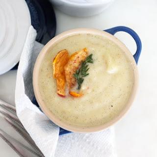 Beloved Vanilla Parsnip Soup.