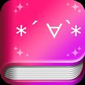 girl's顔文字辞典5000 icon