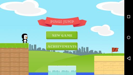 Pingi Jump kids games
