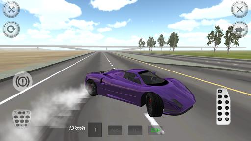 Real Nitro Car Racing 3D