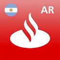 Santander Río logo