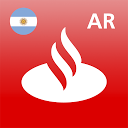 Santander Río mobile app icon