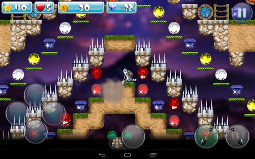 【免費街機App】Dig And Run Raccoon!-APP點子