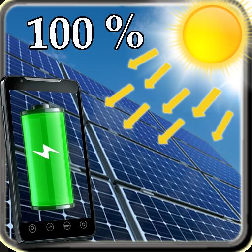 太陽能電池充電器惡作劇 娛樂 App LOGO-APP試玩