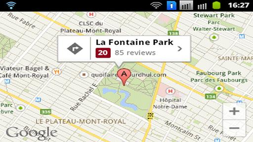 【免費旅遊App】Montreal Map Tour-APP點子