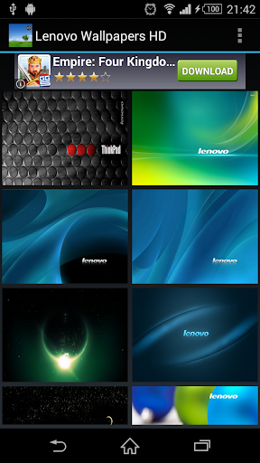 Lenovo Wallpapers HD