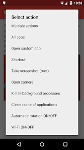 Now Gesture Tweaks v1.6