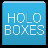 Holo Boxes
