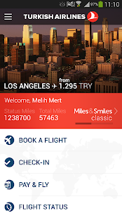 Turkish Airlines- screenshot thumbnail
