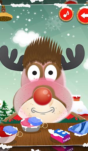 クリスマスヘアサロン2