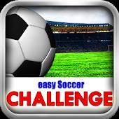 easy Soccer Challenge