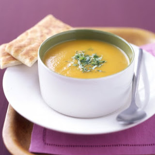 Curried Carrot Soup.