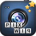 Pixwip: Photoswap & Photo Quiz icon