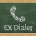 Chalkboard EX Dialer theme