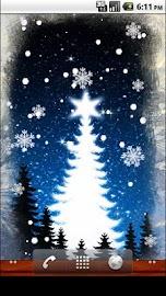 Winter Dreams Live Wallpaper Screenshot 1