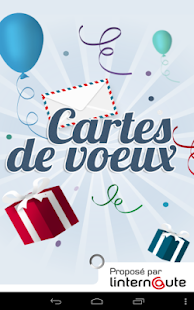 Cartes de voeux- screenshot thumbnail