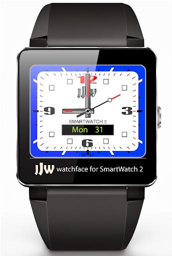 JJW Tech Watchface 3 SW2