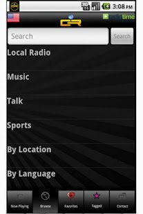 Grab Radio - screenshot thumbnail