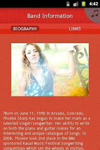 Phoebe Sharp - screenshot thumbnail
