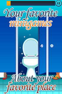 Toilet Time - A Bathroom Game- screenshot thumbnail