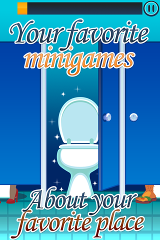 Toilet Time - A Bathroom Game - screenshot