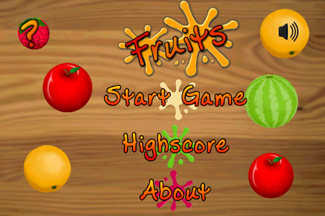 Fruits!- screenshot thumbnail