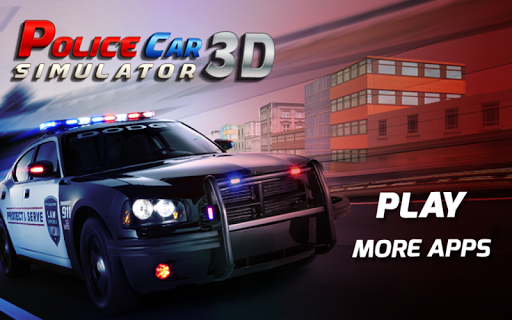 Police Parking Simulator 3D