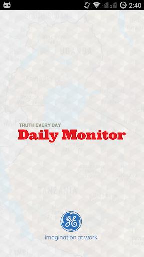 Daily Monitor E Paper App