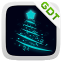 Christmas Eve GO Getjar Theme icon
