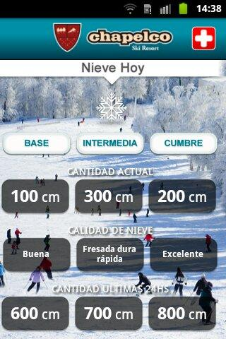 Chapelco - screenshot