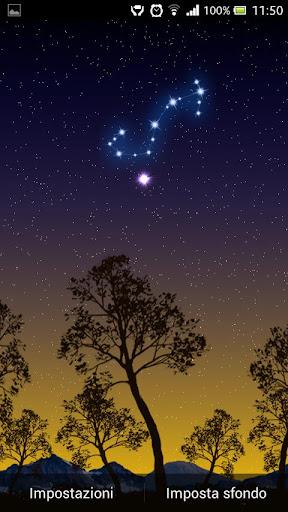 Zodiac Nightfall