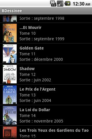 BDessinee Free - screenshot