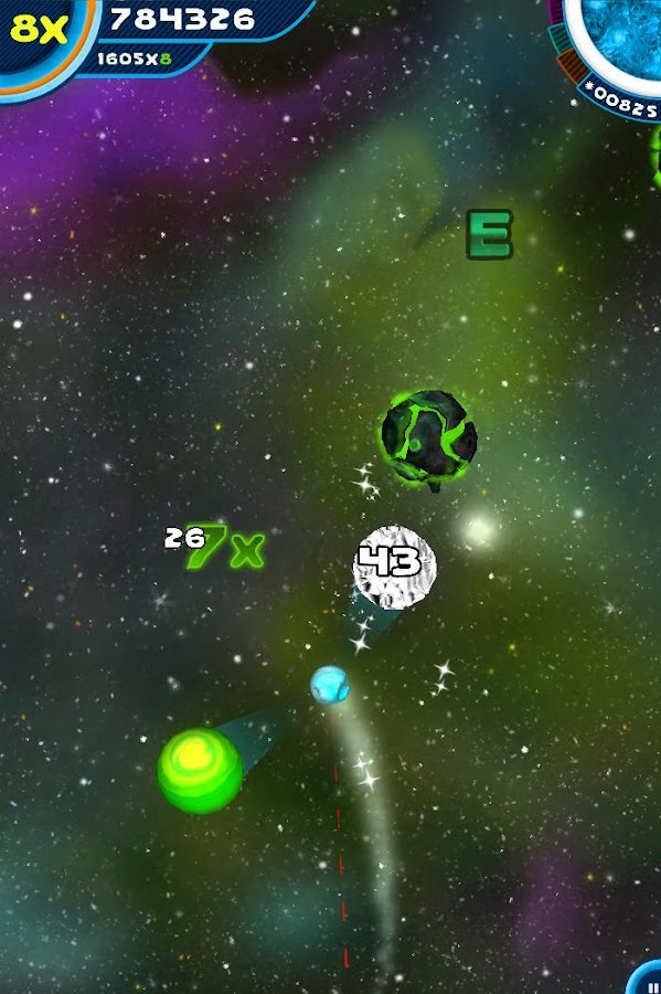 Save the Comet - Gravity Run- screenshot