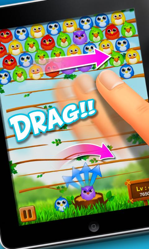 Fly Bird Free- screenshot