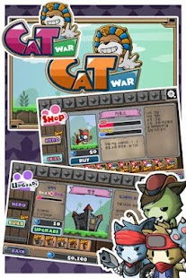 Cat War- screenshot thumbnail