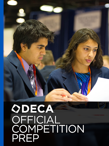 DECA OFFICIAL COMPETITION PREP