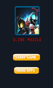 Kabuto Rider Slide Puzzle