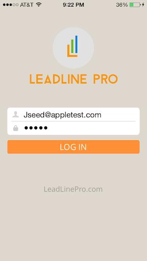 LeadLine Pro