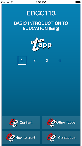 TAPP EDCC113 ENG3