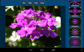 Screenshot of Filtux Photo Effects