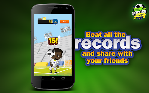 Kick It Up Soccer Brazil- screenshot thumbnail