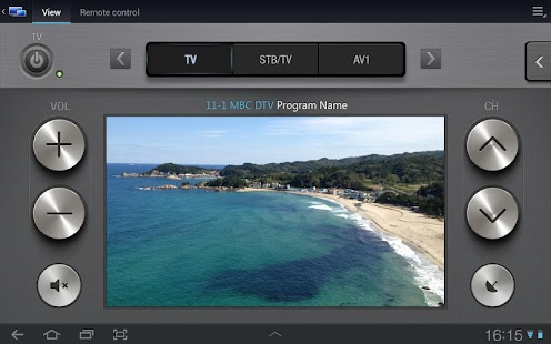 Samsung SmartView 1.0 – Miniaturansicht des Screenshots