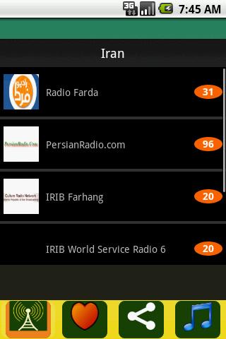 伊朗廣播電台