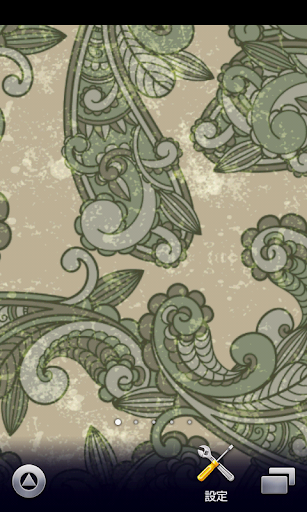 paisley wallpaper ver38